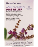 Higher Nature Agnus Castus PMS Relief