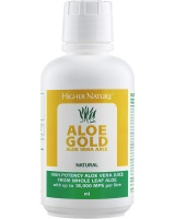 Higher Nature Aloe Gold Liquid