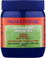 Higher Nature High Antioxidants Green Tea 50 grms