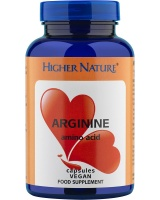 Higher Nature Arginine Size 120