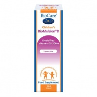 BioCare Children's BioMulsion D - 20ml
