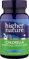 Higher Nature Chlorella Size 180