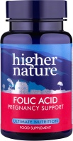 Higher Nature Folic Acid 400µg Size 90