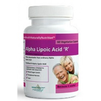 Good Health Naturally Alpha Lipoic Acid R capsules