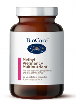BioCare Methyl Pregnancy Multinutrient - 60 Capsules