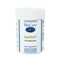 BioCare OptiZinc (Zinc methionine) 75mg 60