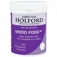 Patrick Holford Mood Food - 60 caps