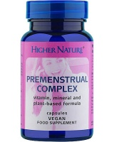 Higher Nature Premenstrual Complex - Size 60