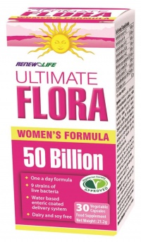 Renew Life Ultimate Flora Women's Formula (30)