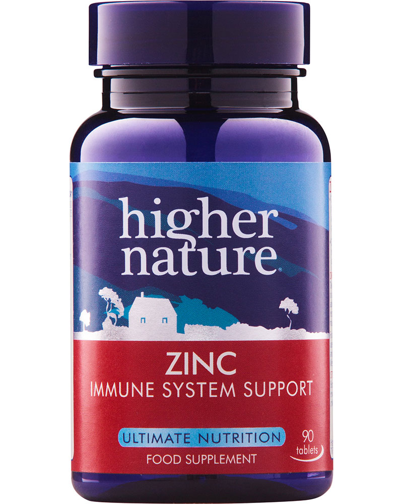 Higher Nature Zinc