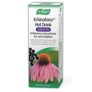 A.Vogel Echinaforce Echinacea Hot Drink with Elderberry 100ml
