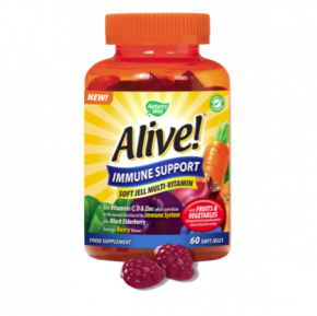 Nature's Way Alive Immune Support (60)