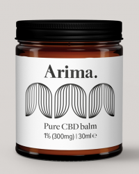 Arima Pure CBD Balm 30ml