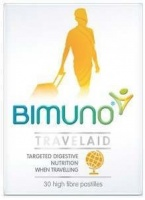 Bimuno TRAVELAID Chewable Pastilles