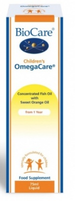 BioCare Children's OmegaCare - 75ml