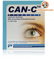 Can-C Eye Drops 2 x 5ml Bottles