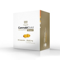 CannabiGold Smart Capsules (300mg) (30)