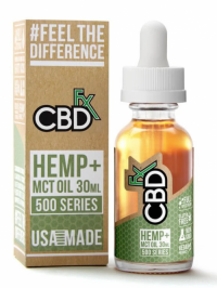 CBDfx 500mg CBD Oil 30ml