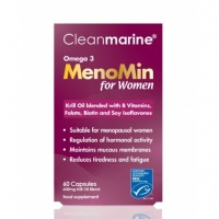Cleanmarine MenoMin for Women - 60 Caps