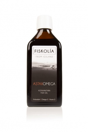 Fiskolia AstaxOmega Herring Fish Oil 250ml