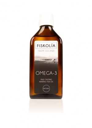 Fiskolia Pure Omega 3 herring Fish Oil 250ml