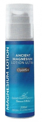 Good Health Naturally Ancient Magnesium Lotion Ultra (200ml)