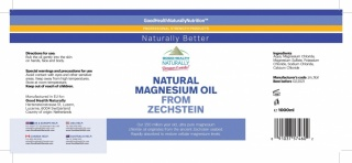 Good Health Naturally Natural-Magnesoim-Oil-1ltr