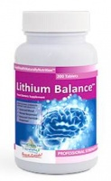 Good Health Naturally Lithium Balance (200)