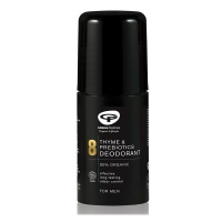 Green People No.8 Thyme & Prebiotics Deodorant (75ml)