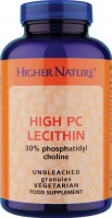 Higher Nature High PC Lecithin Size 150g