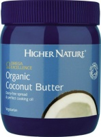 Higher Nature Organic Coconut Butter Oil