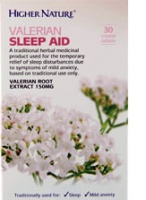Higher Nature Valerian Sleep Aid - 30