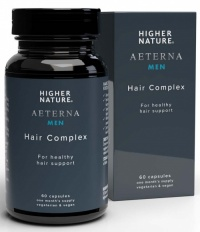 Higher Nature AEterna Gold Men's Hair Complex (60)