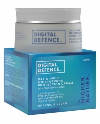 Higher Nature Digital Defence Day & Night Protection Cream (30ml)