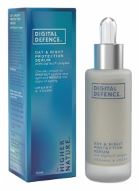 Higher Nature Digital Defence Day & Night Moisturising Protection Serum