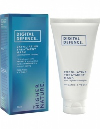 Higher Nature Digital Defence Exfoliating Treatment Mask (75ml)
