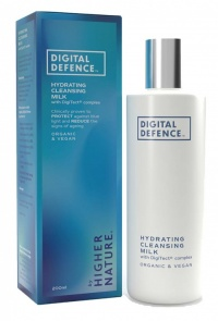 Higher Nature Digital Defence Hydrating Cleansing Milk (200ml)