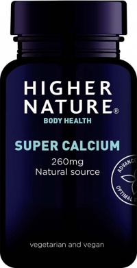Higher Nature Super calcium (90)