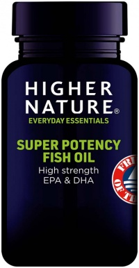 Higher Nature Super Potency Fish Oil