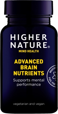 Higher Nature Advanced Brain Nutrients (180)