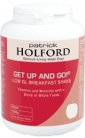 Patrick Holford Get Up & Go Low GL 300G