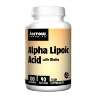 Jarrow Formulas Alpha Lipoic Acid 100mg (90 Caps)