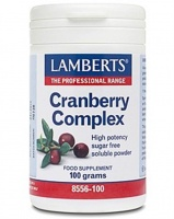 Lamberts Cranberry Complex Powder (100g)