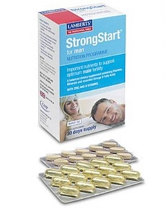 Lamberts Strongstart for men (30)