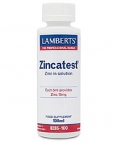 Lamberts Zincatest - 100ml