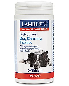 Lamberts Dog Calming Tablets (90)