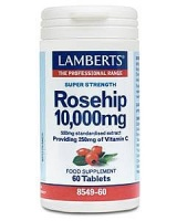 Lamberts Rosehips 10,000mg (60)