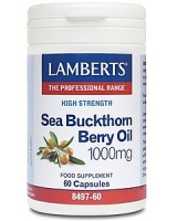 Lamberts Sea Buckthorn Berry Oil 1000mg (30)