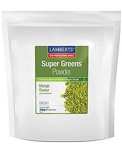 Lamberts Super Greens Powder (200g)
