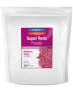 Lamberts Super Reds Powder (200g)